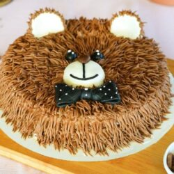 Bear Themed Cake