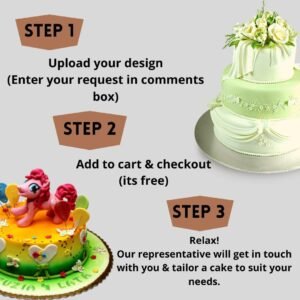 Customize Your Own Cake